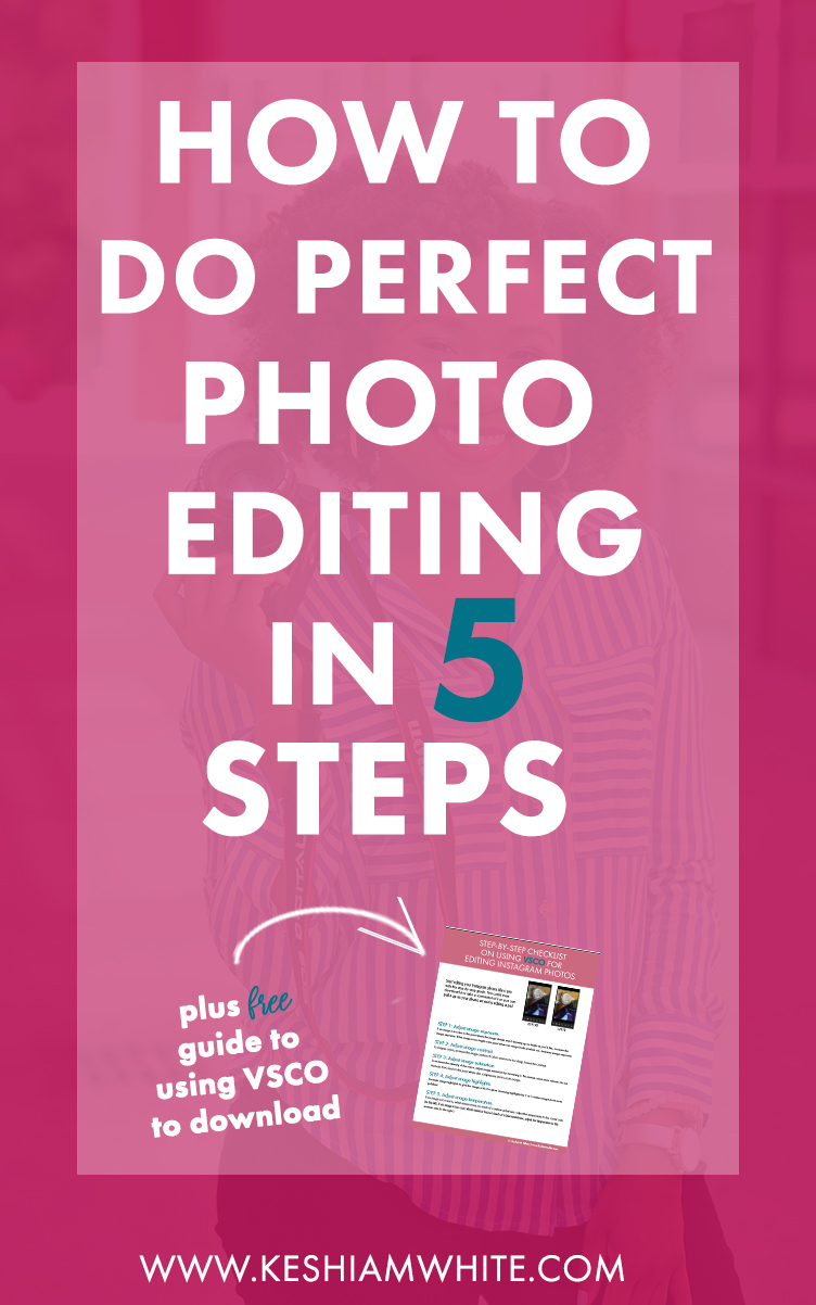 How to Do Perfect Photo Editing