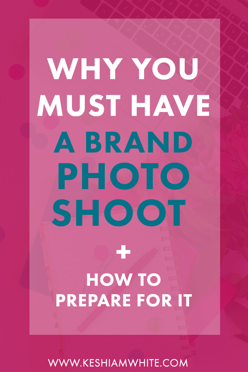How to Prepare for a Brand Photoshoot