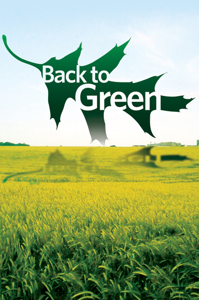 9: Back to Green - April 13, 2010