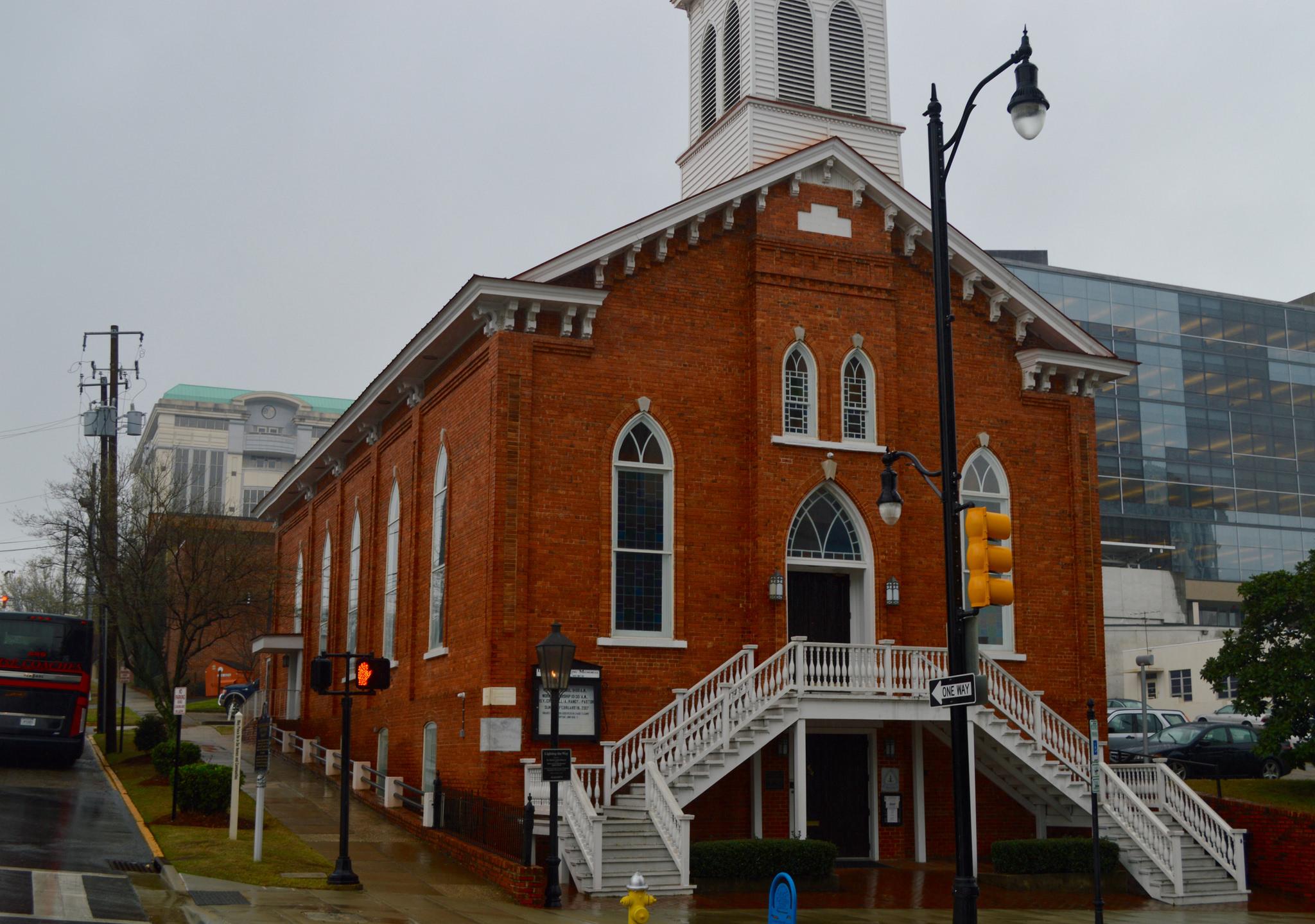 Dexter Avenue Baptist, Montgomery