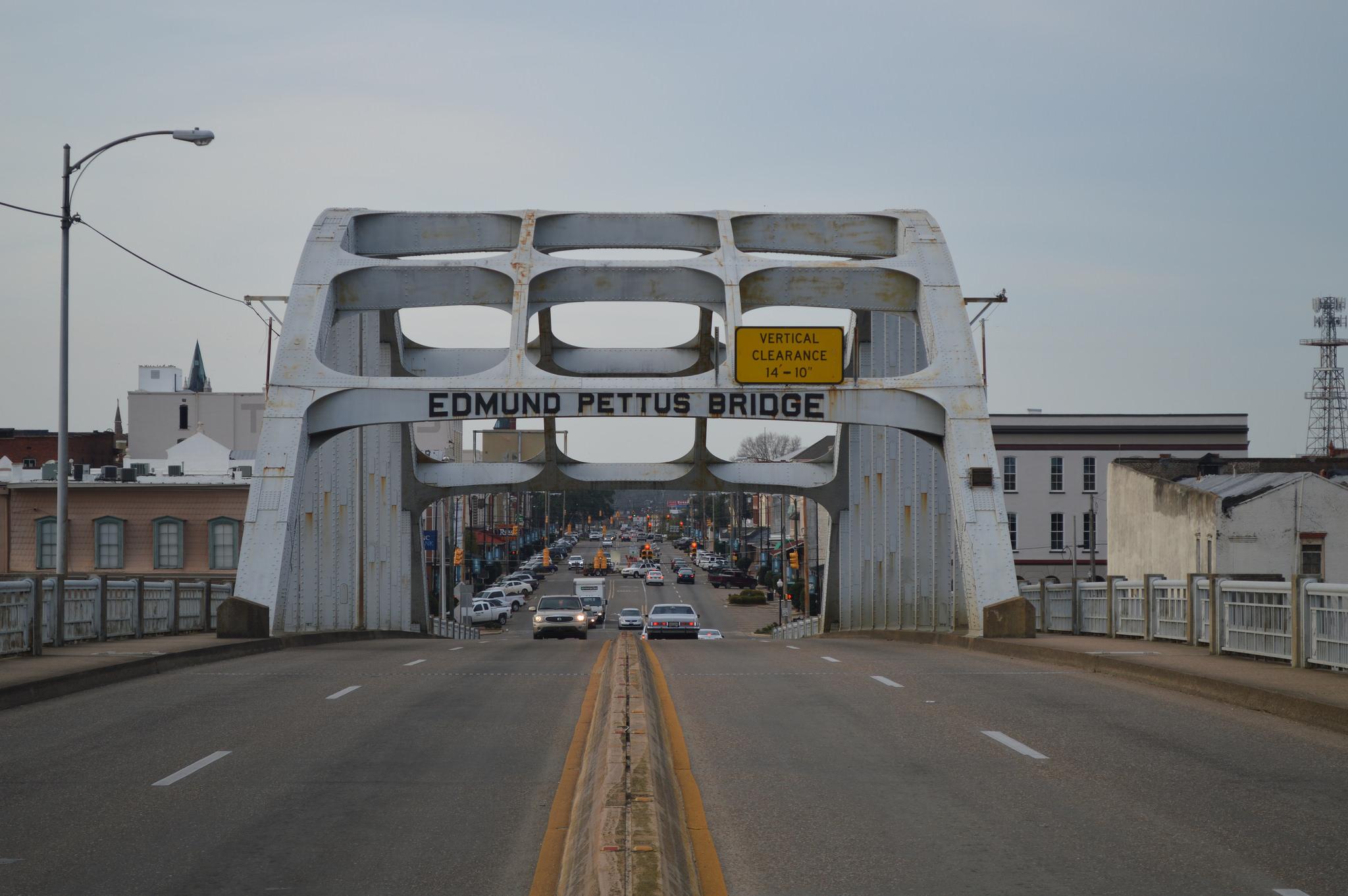 Copy of Edmund Pettus Bridge, Selma