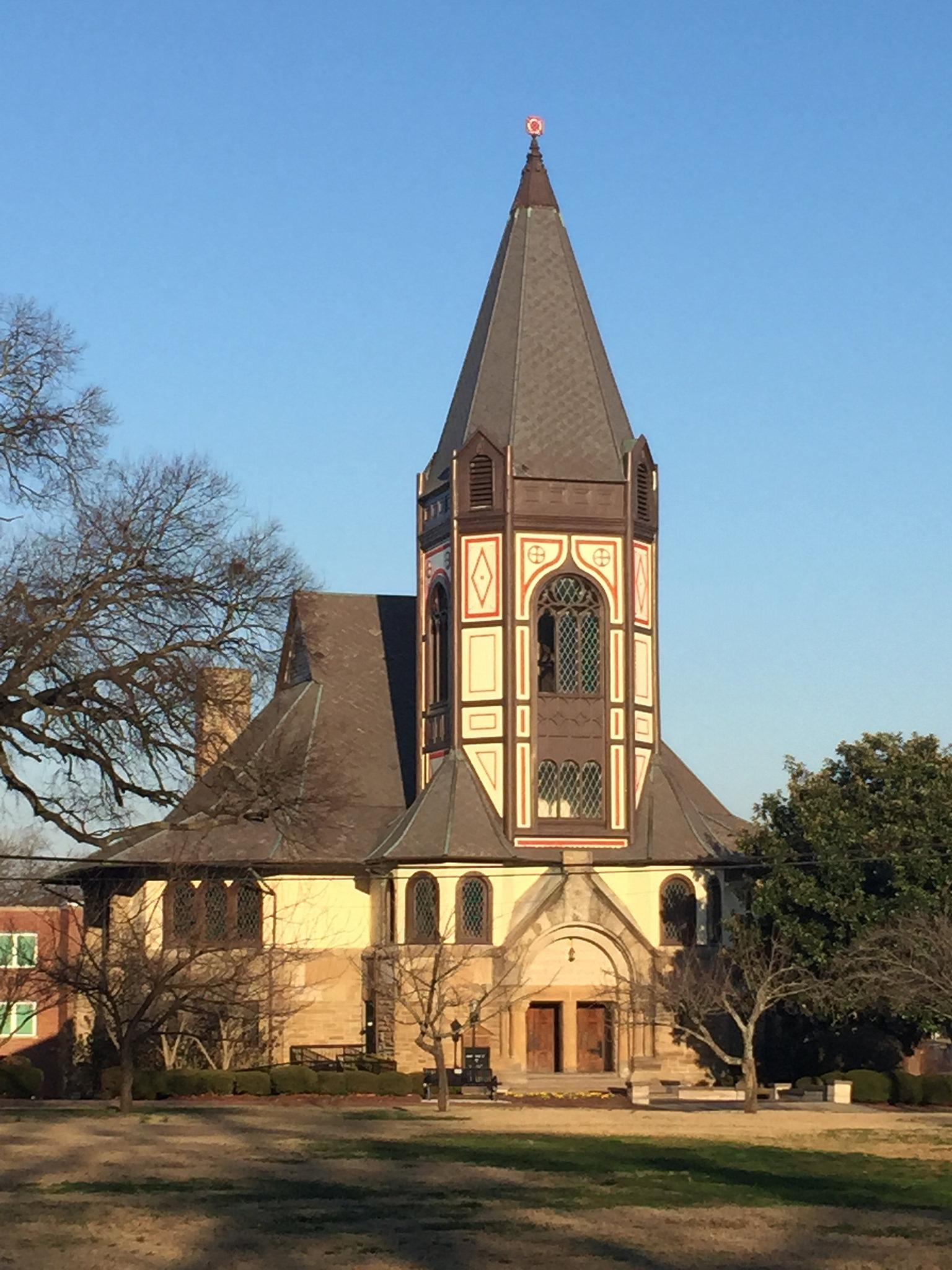 Jubilee Chapel, Fisk University, Nashville