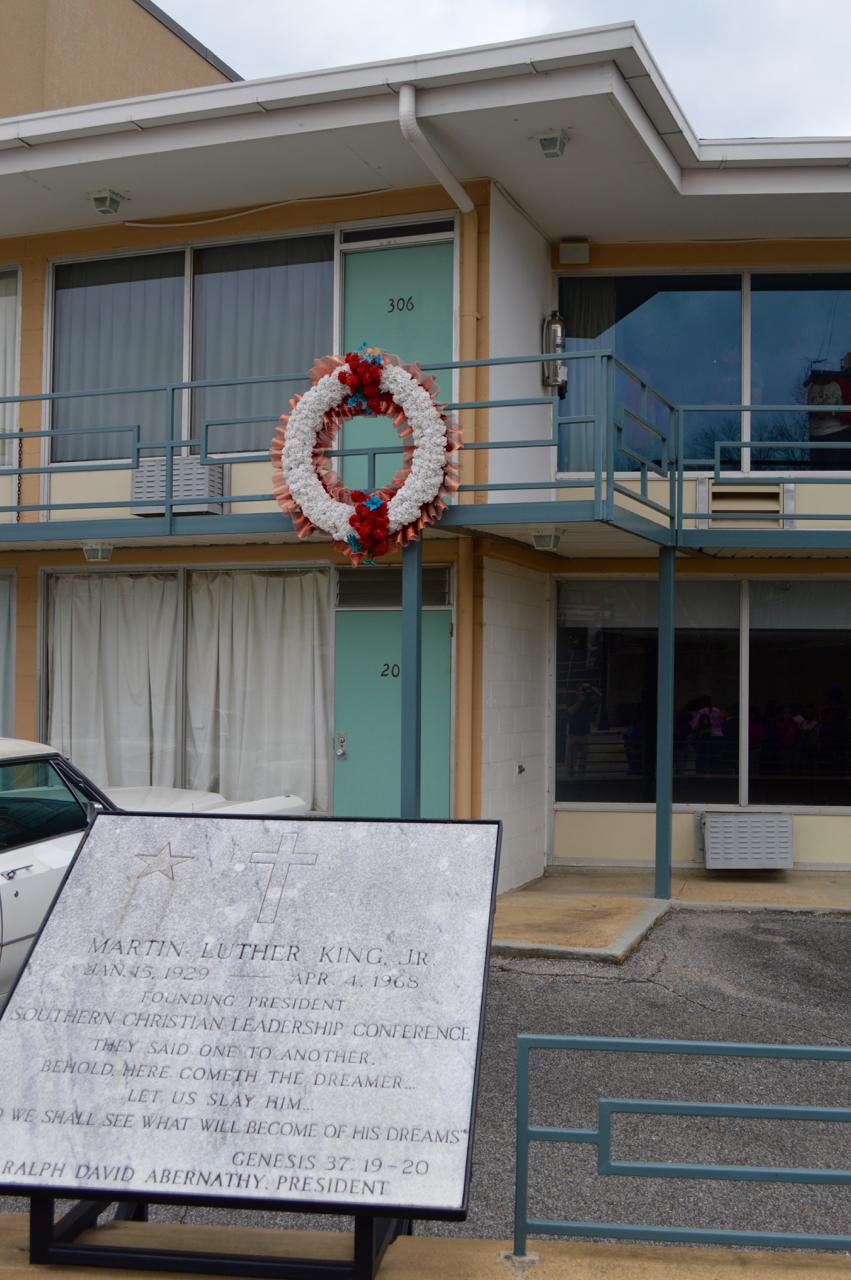 Copy of Lorraine Motel, Memphis