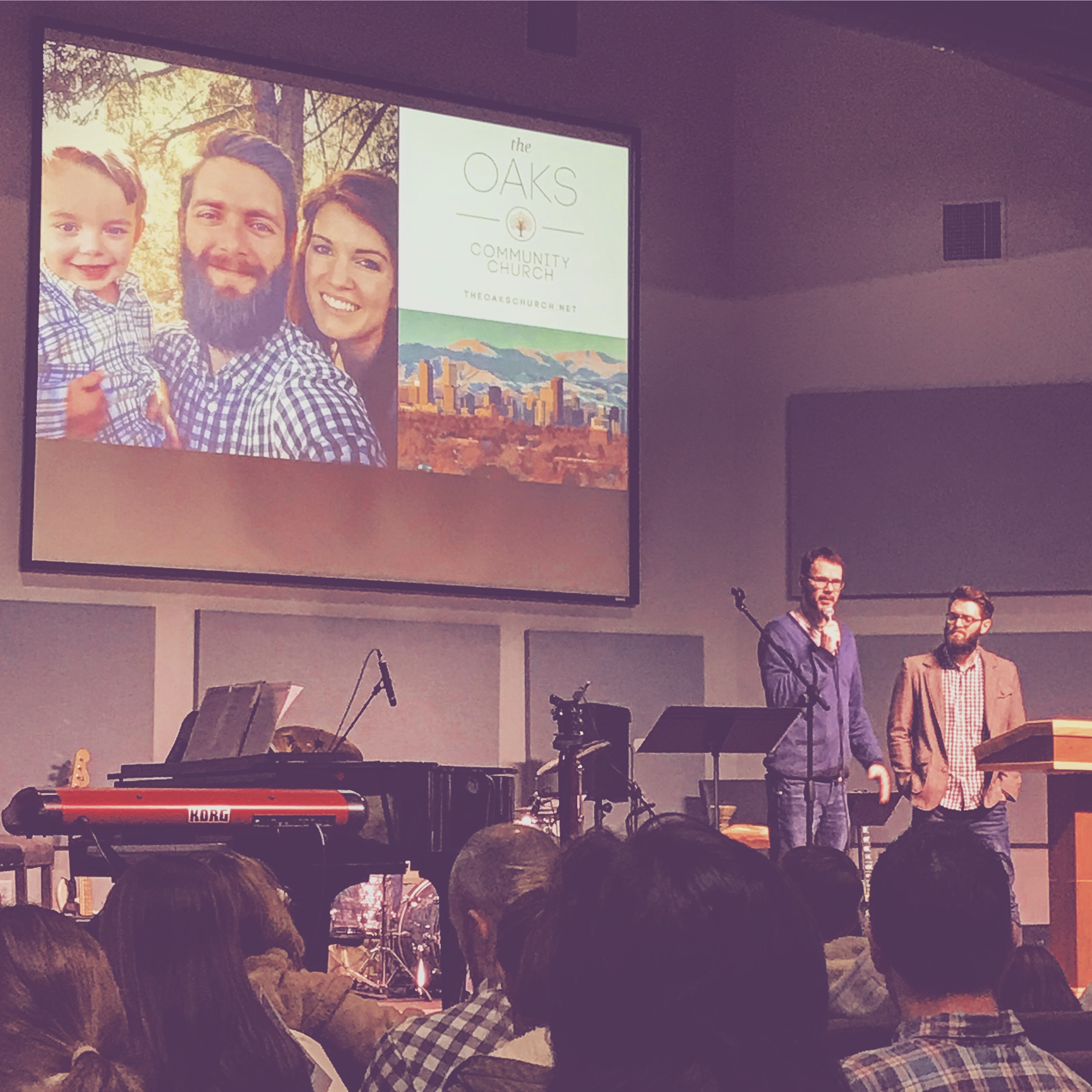 Commissioning from Sojourn Church