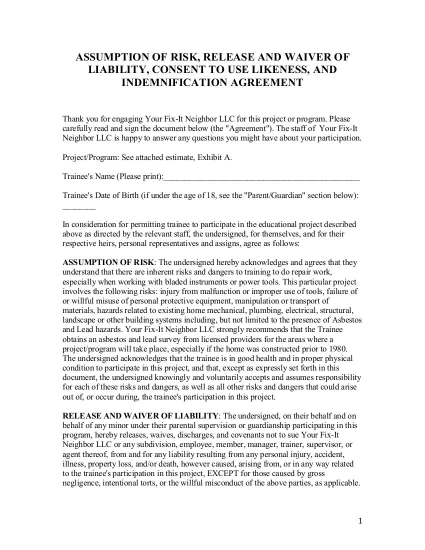 YFIN Assumption of Risk RepairRenovateLearningProject(1).png