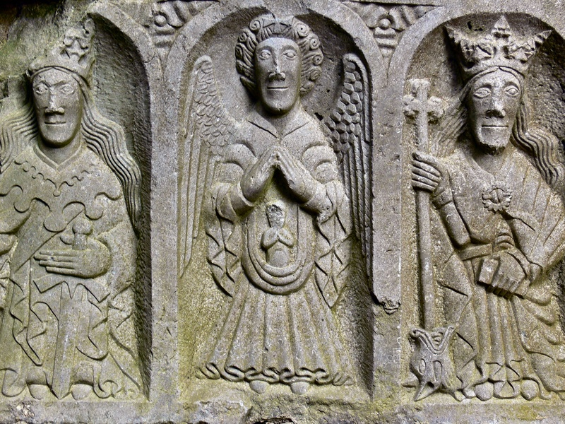 Religious Carvings