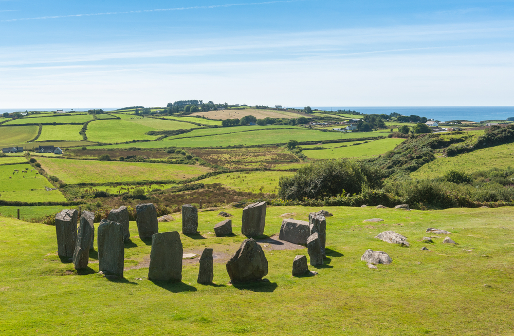 Drombeg Stone Circle, County Cork