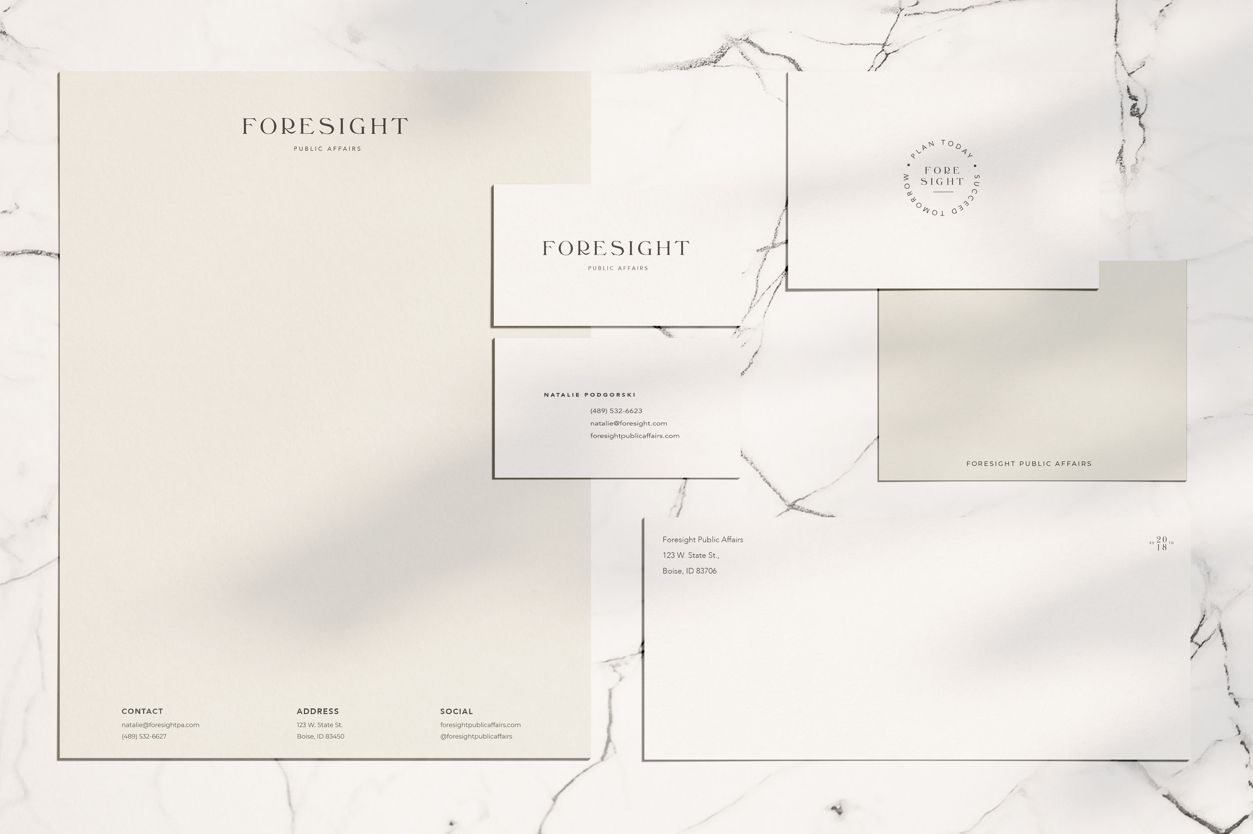FORESIGHT PUBLIC AFFAIRS |  view full project