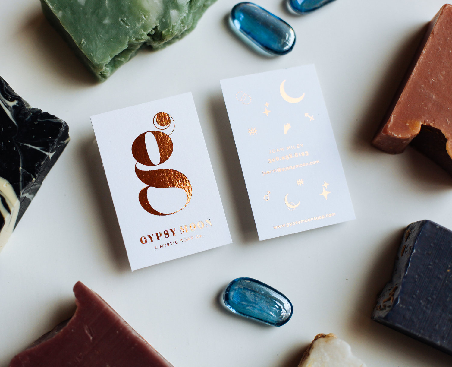 GYPSY MOON SOAP |  view full project