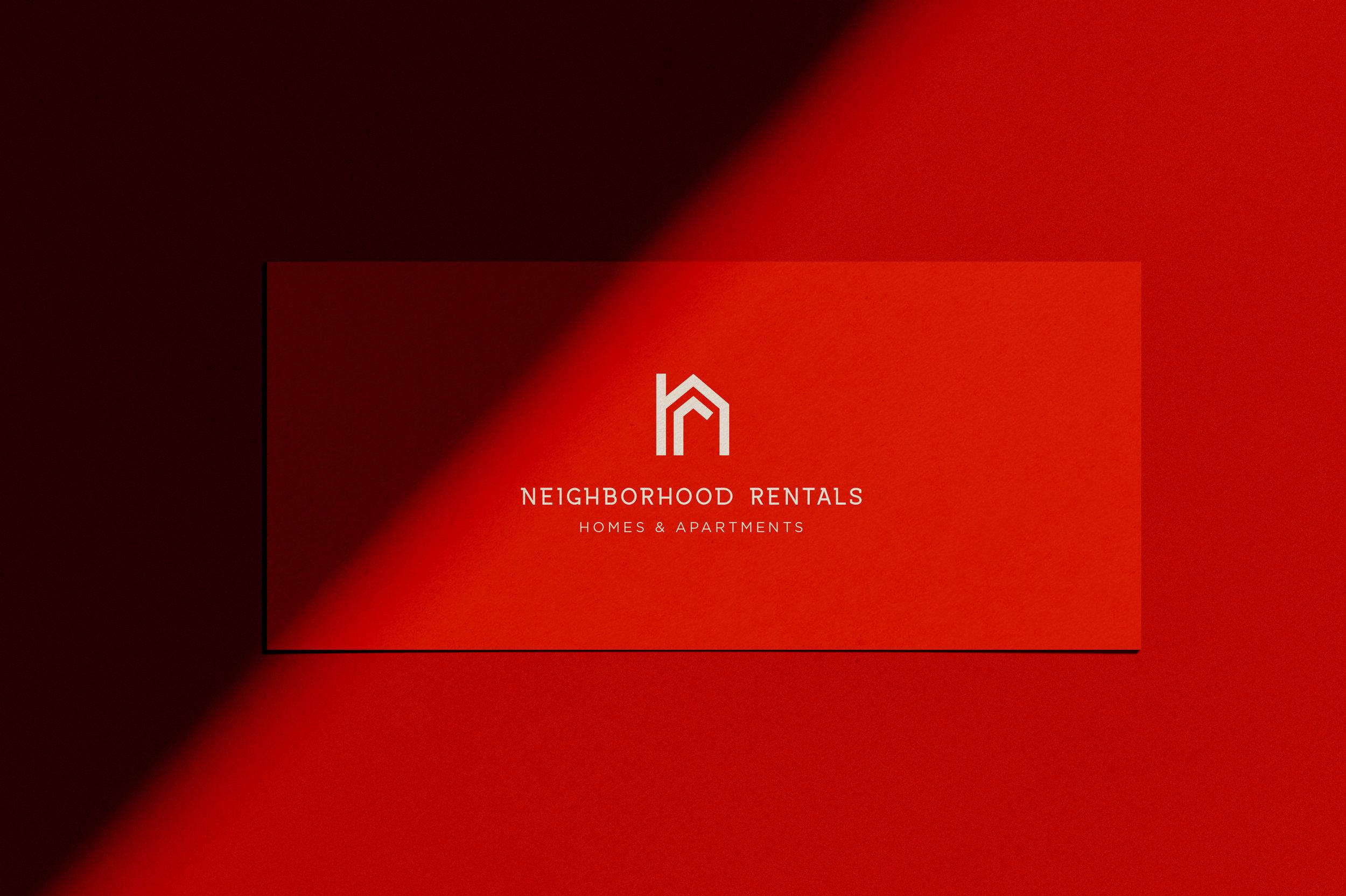 NEIGHBORHOOD RENTALS |  view full project