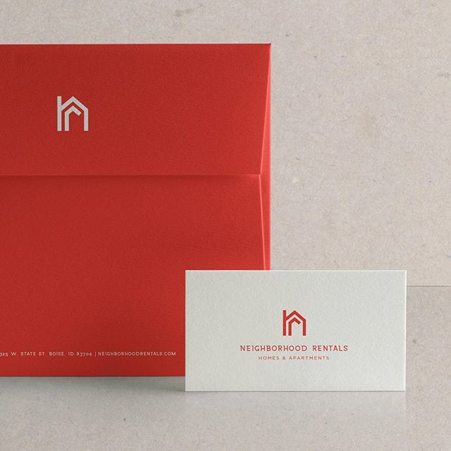 Neighborhood Rentals. Had a fun time creating a mark using the letters N and R to illustrate in the shape of a house. n + r = 🏠 . . . . #boisegraphicdesigner #boise #graphicdesign #logo #idahographicdesigner #logodesigns #branding #dslooking #logoinspiration #logobag #brandidentity #aiga #behance #boisedesign #boiselogo #logodesign #realtordesign #branddesign #homedesign #businesslogo #homelogo #houselogo
