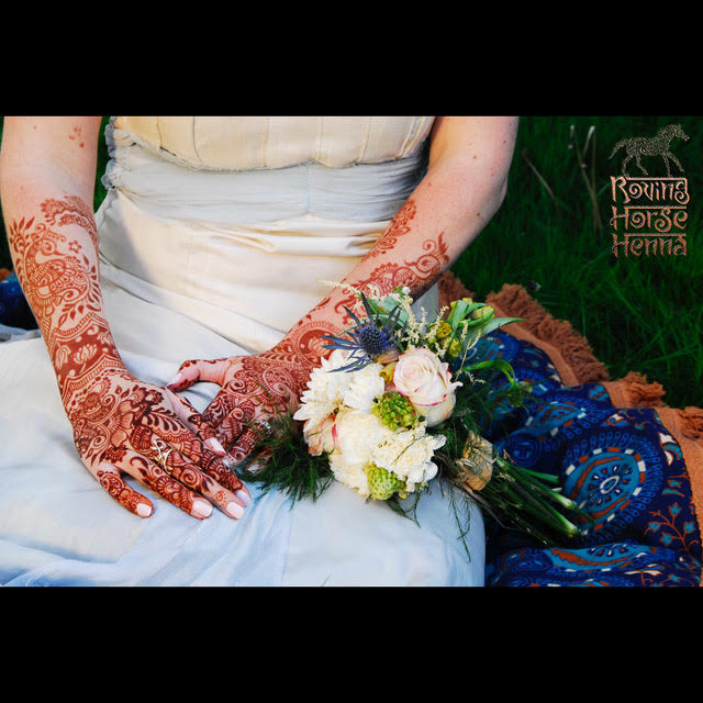 Intricate detail combined with historical design themes for bridal henna.