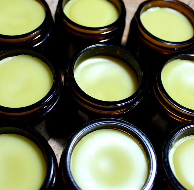Herbal salves are one kind of herbal preparations.