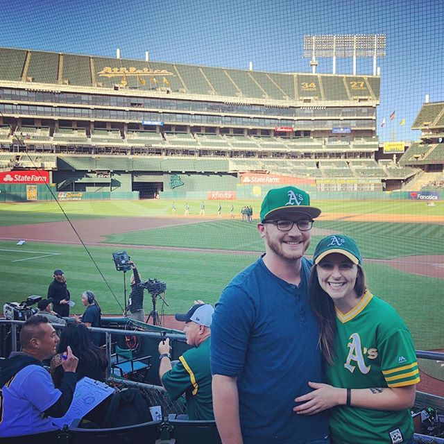 Birthdays call for Baseball.  #atthecoliseum