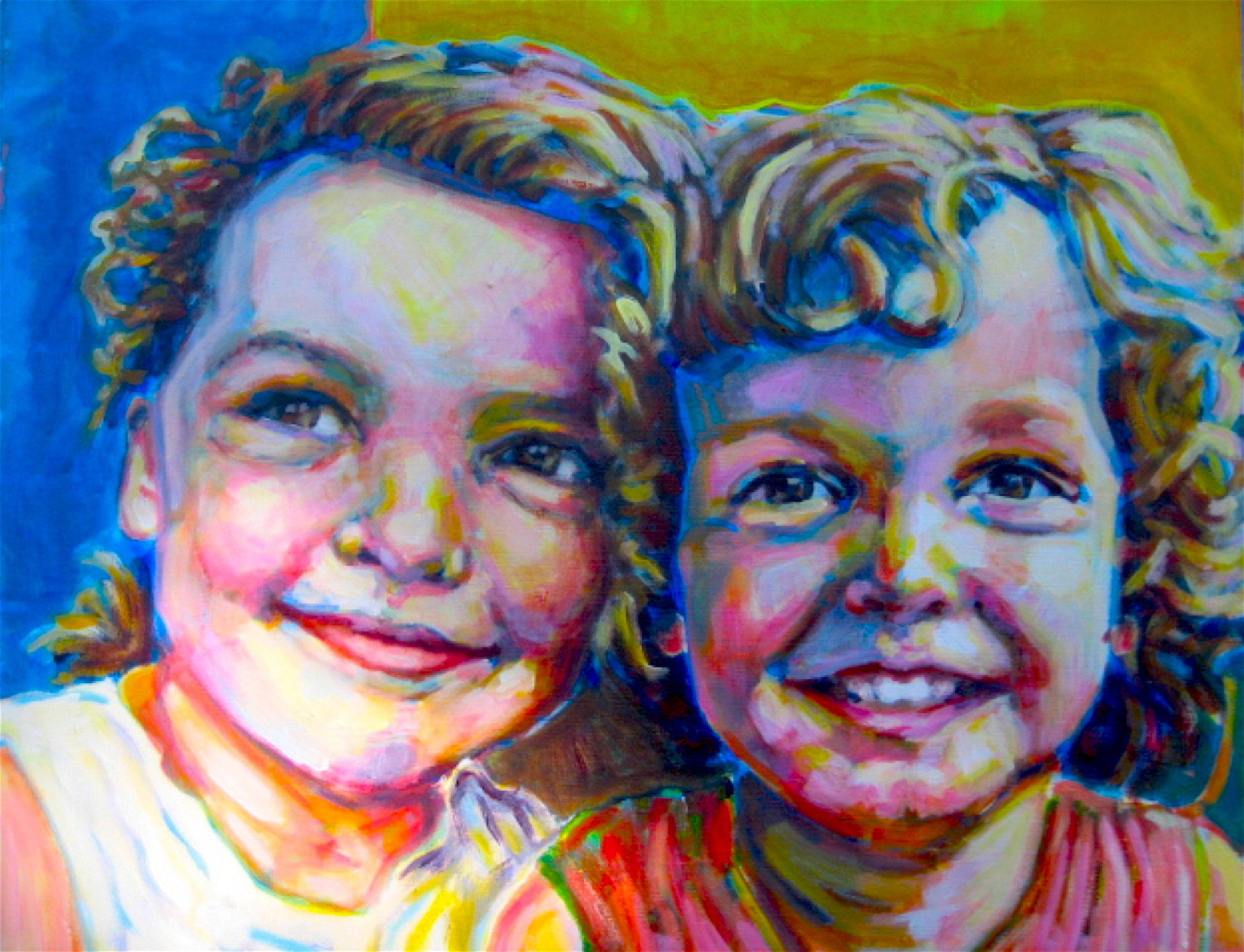 """Fin and Lily  