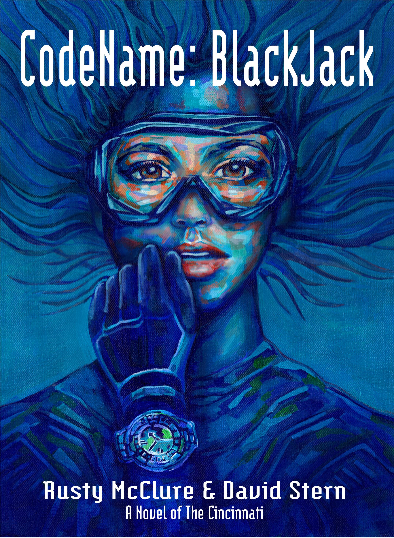 Codename: Blackjack  | book cover