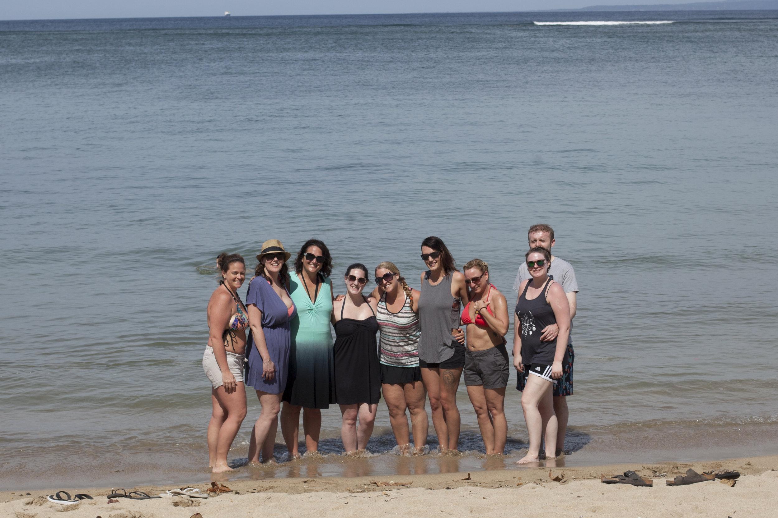 Bali Beach Day 2016