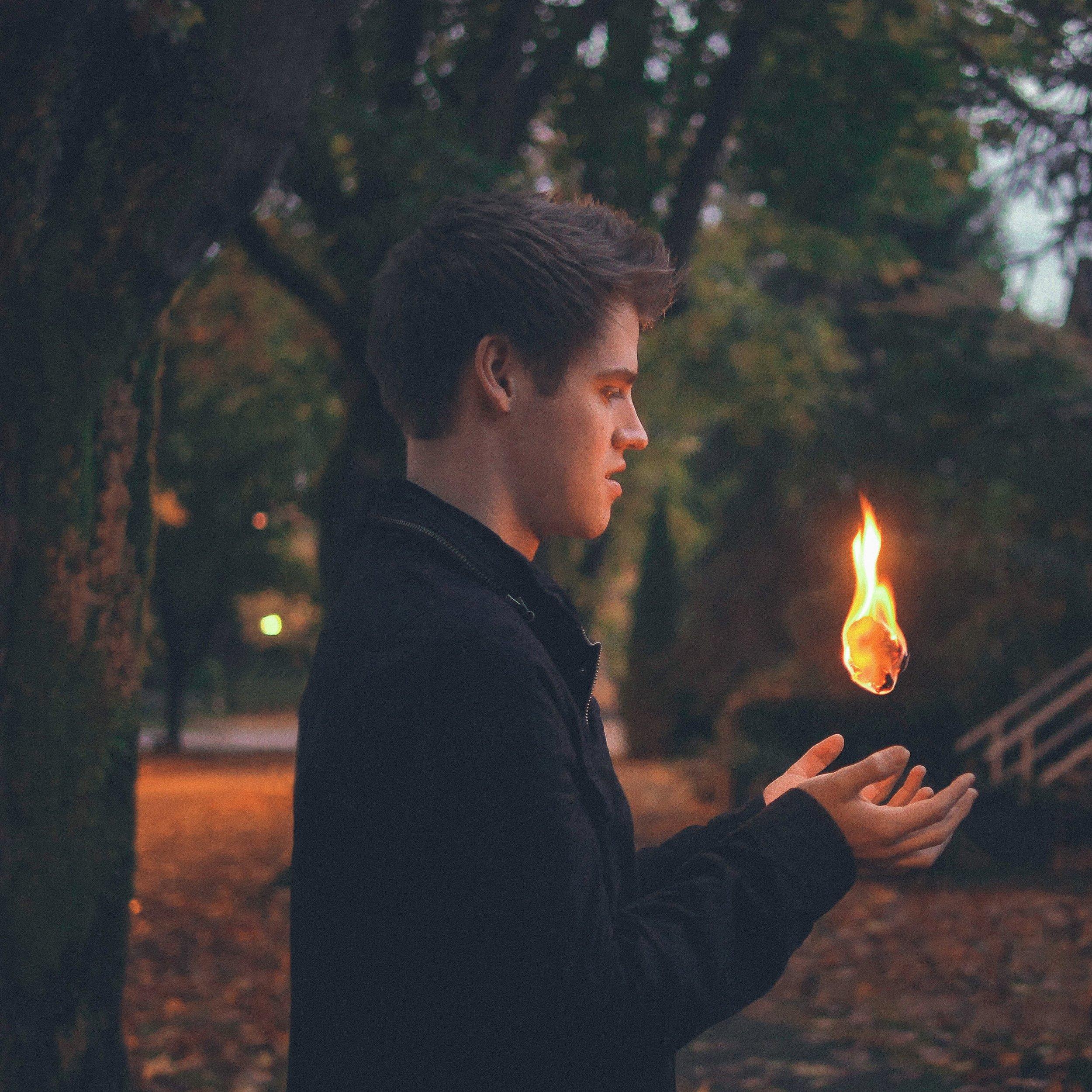 Fall Surrealism Photography
