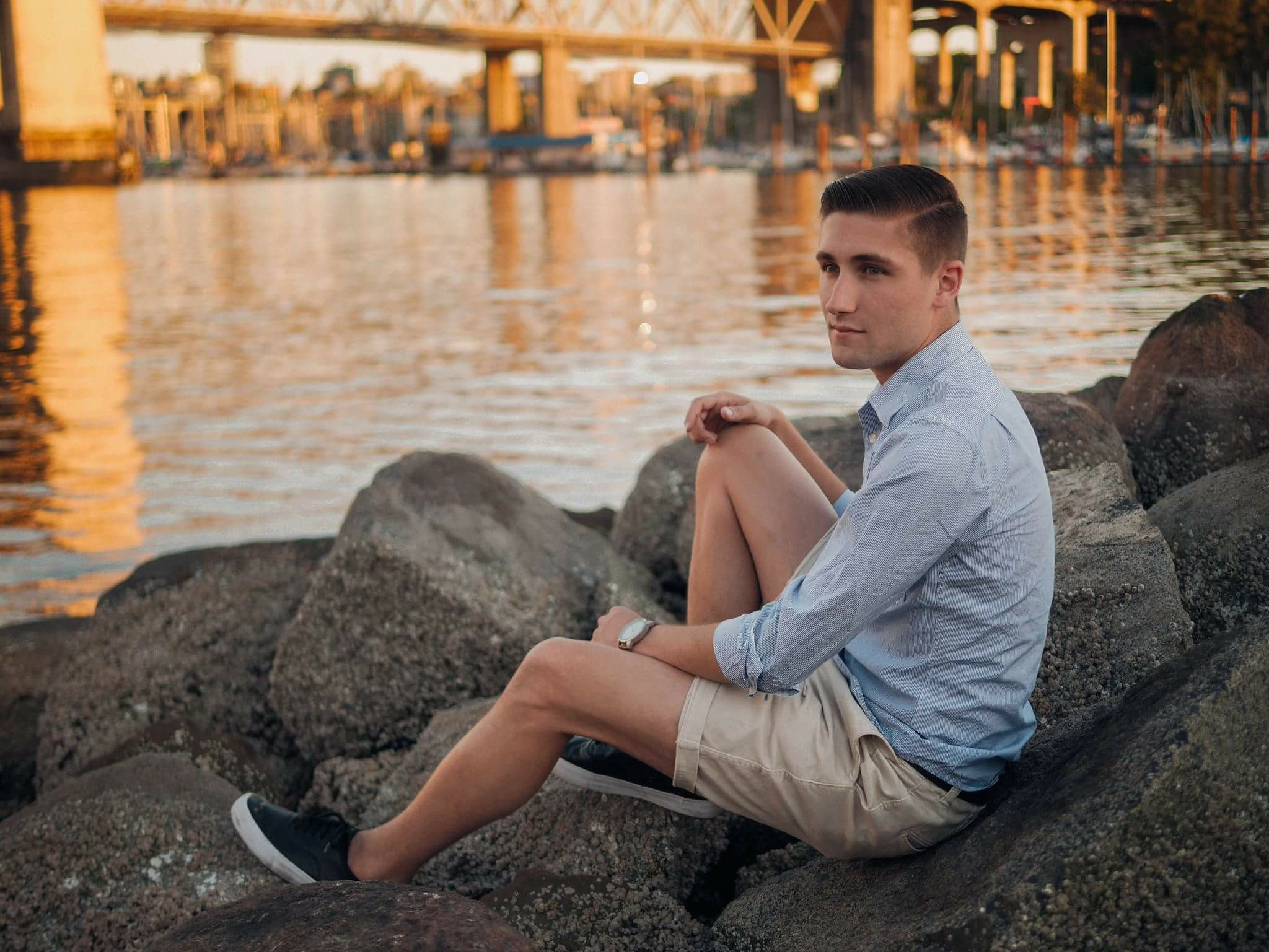 Summer Modeling Photography