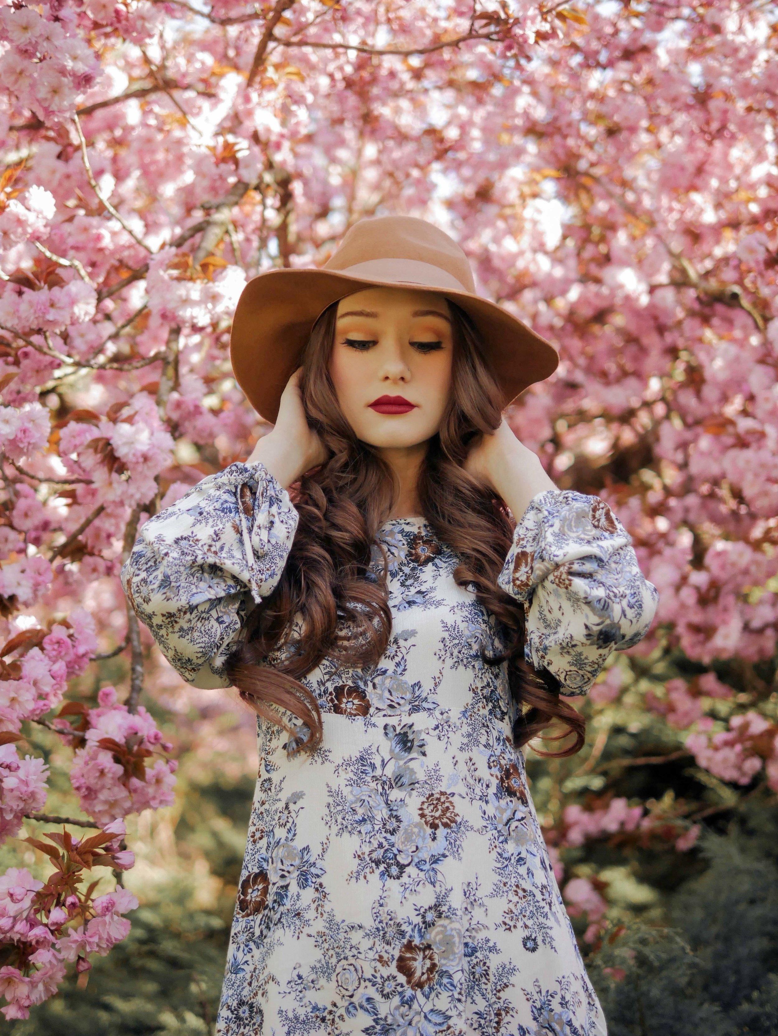 Spring Vancouver Portrait Photographer