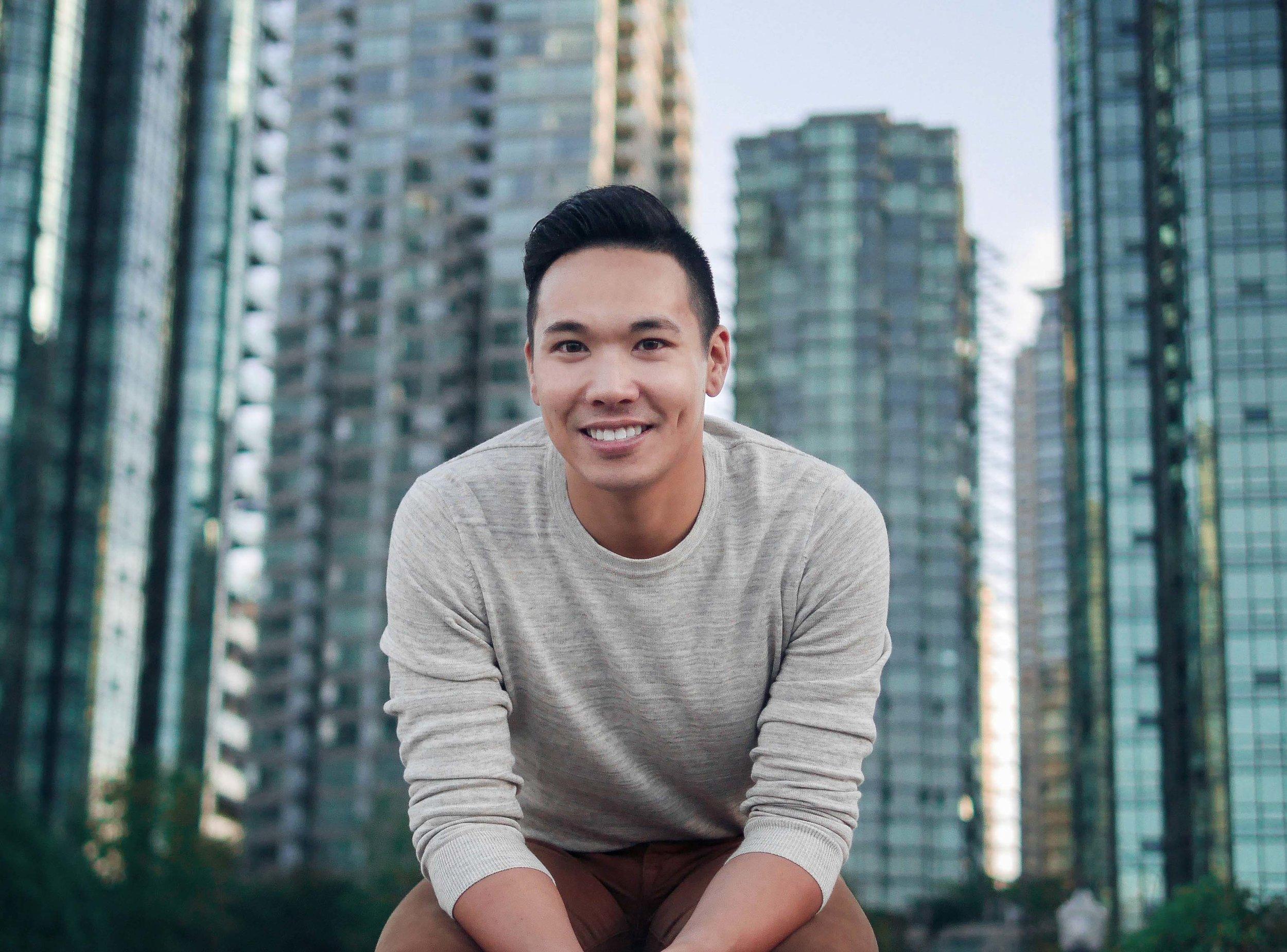Vancouver Gay Portrait Photographer