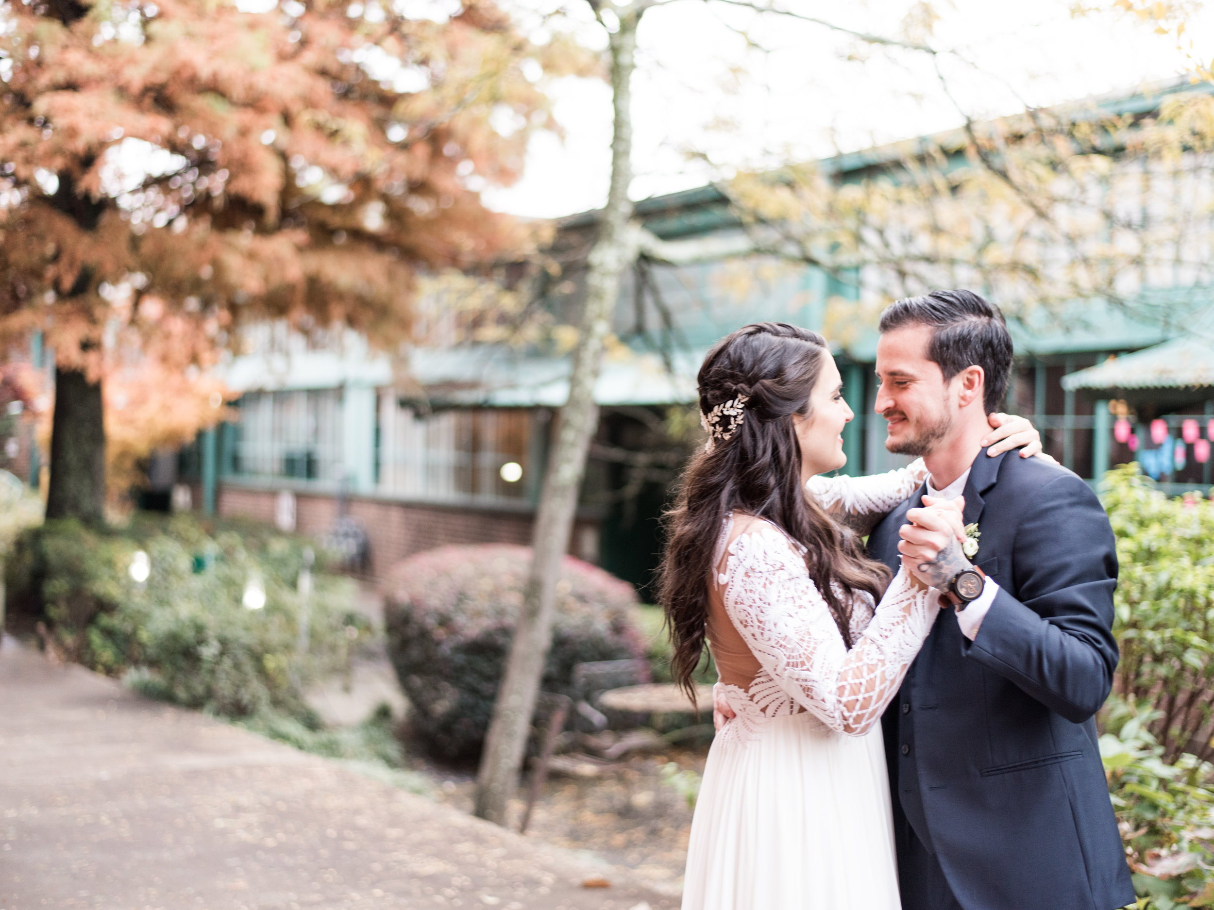 King Plow Arts Center Wedding Atlanta