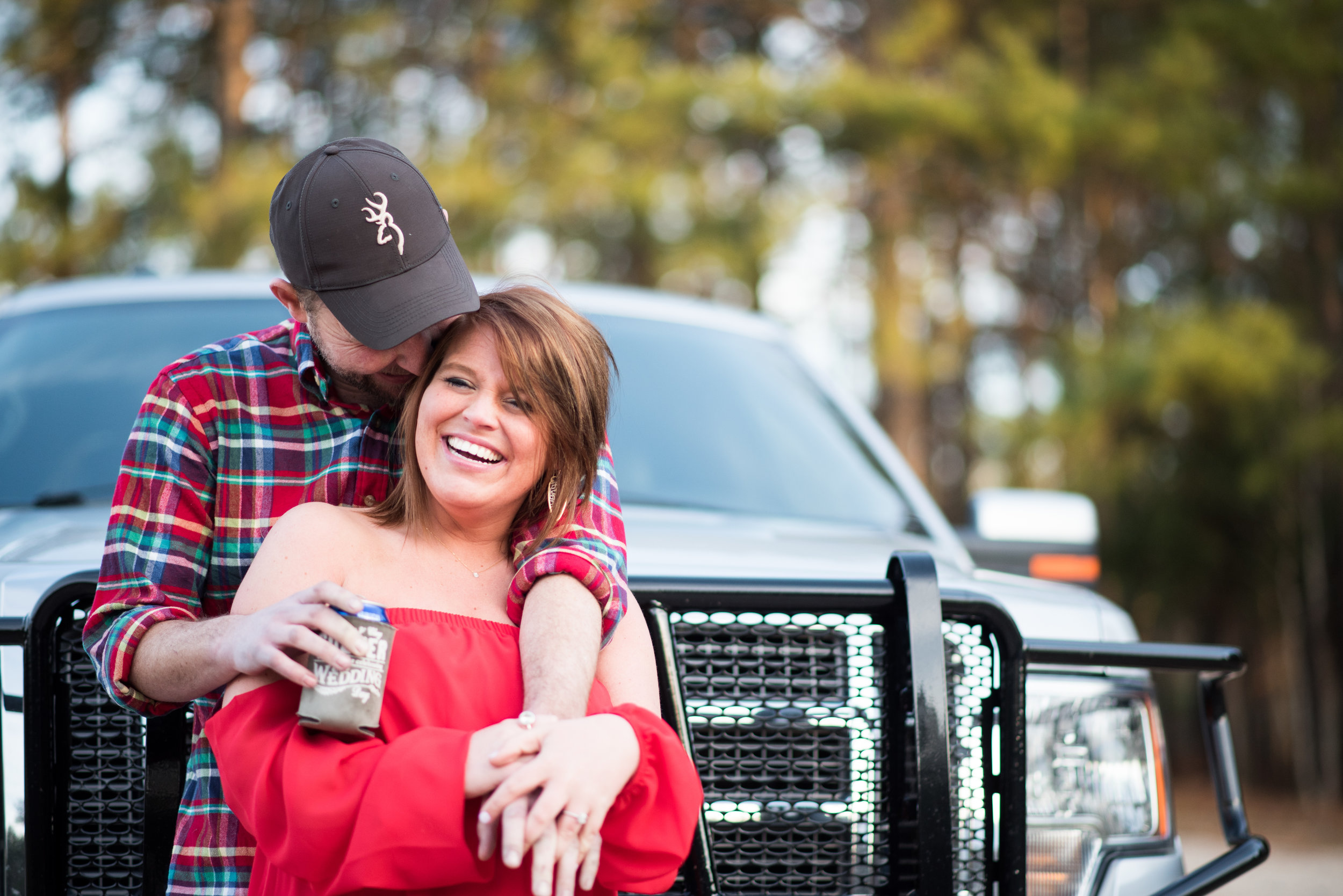Perfecting your engagement photos
