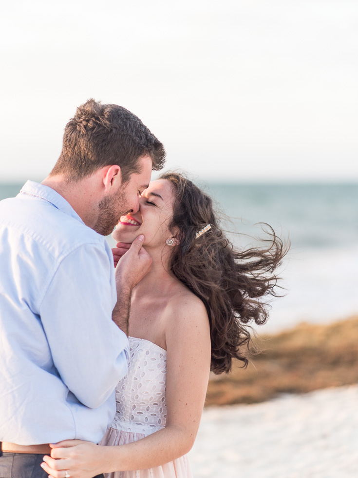 Mexico engagement session