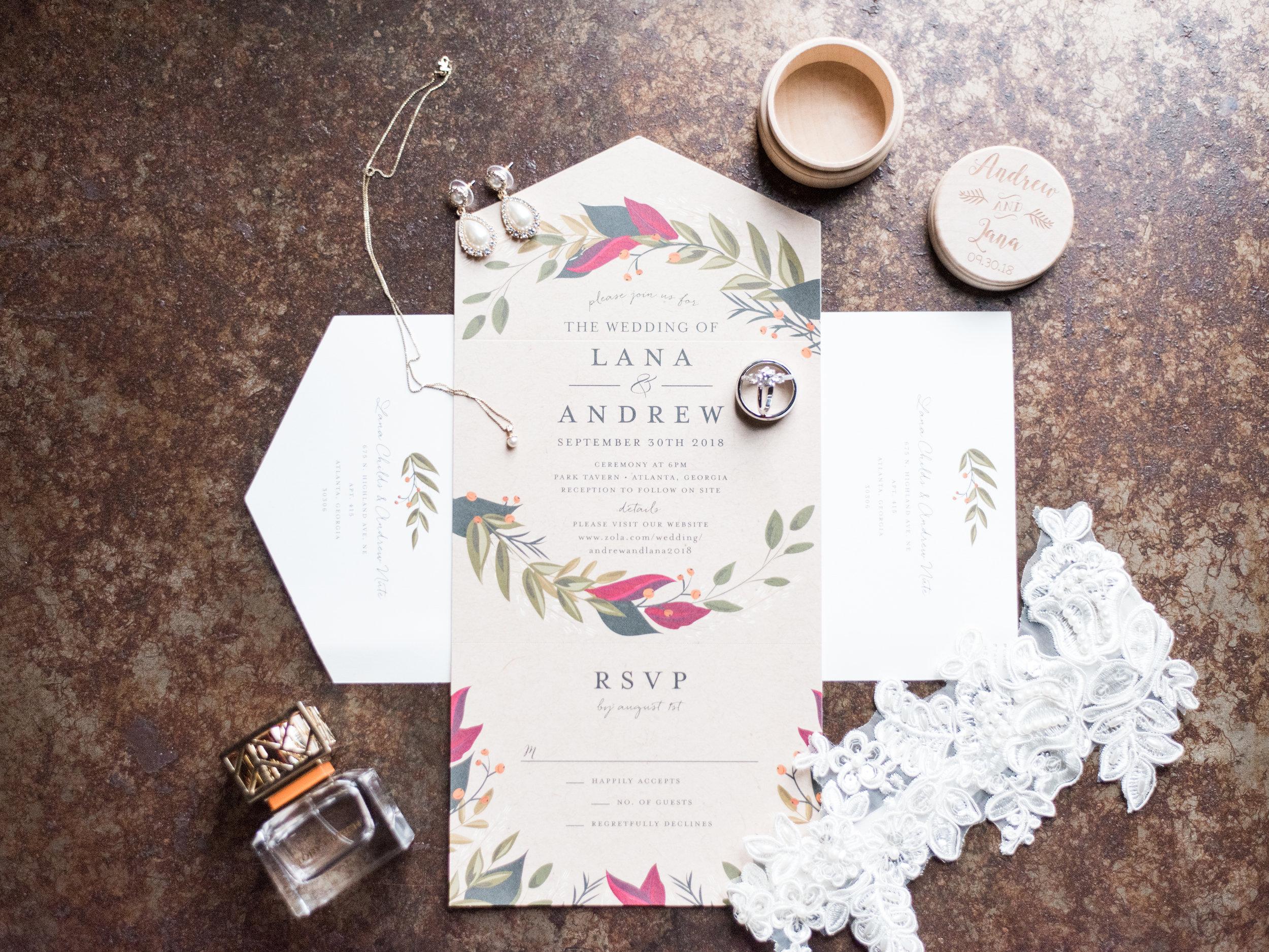 Bride wedding checklist
