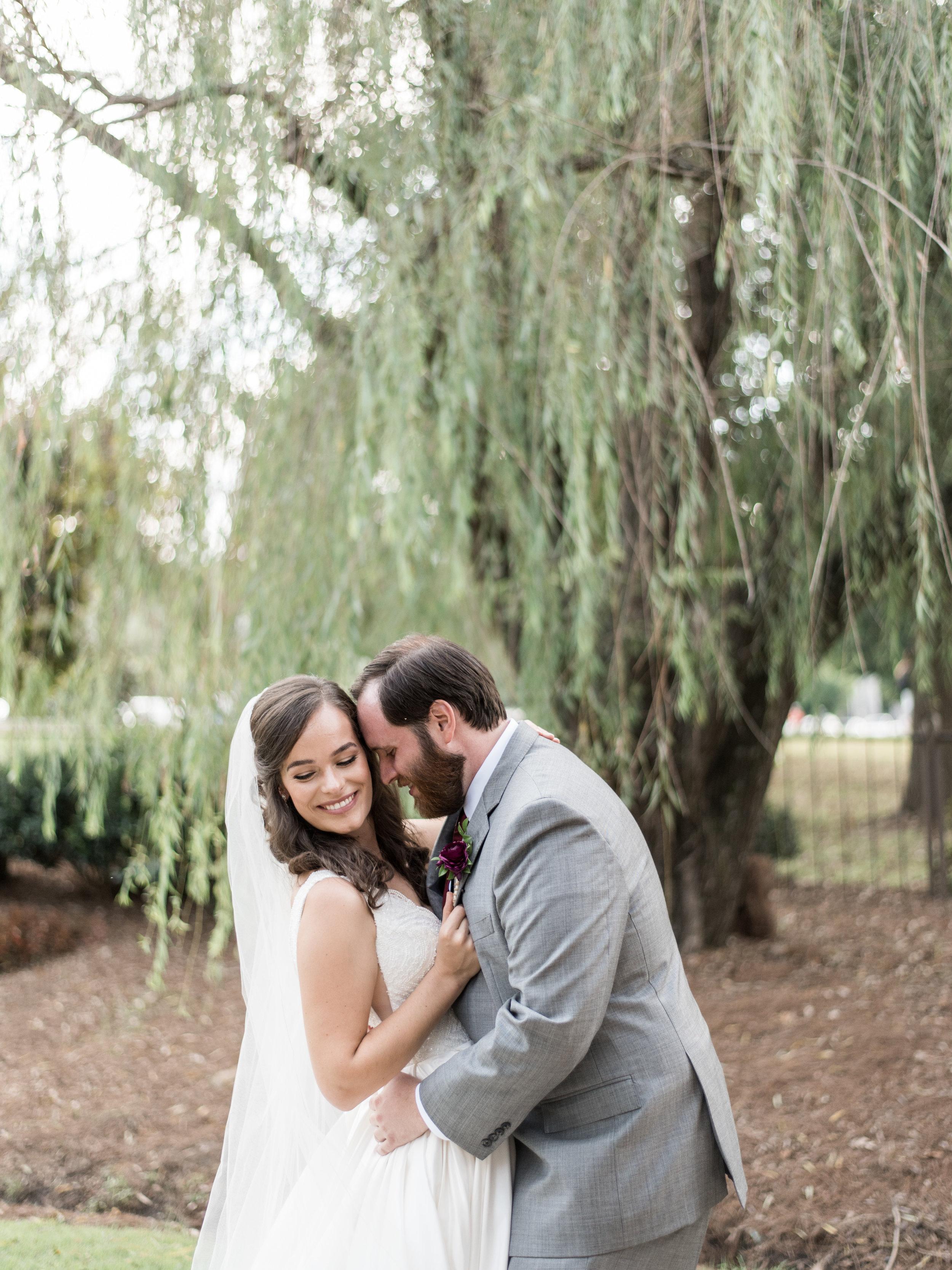 Wedding at the park tavern in Atlanta