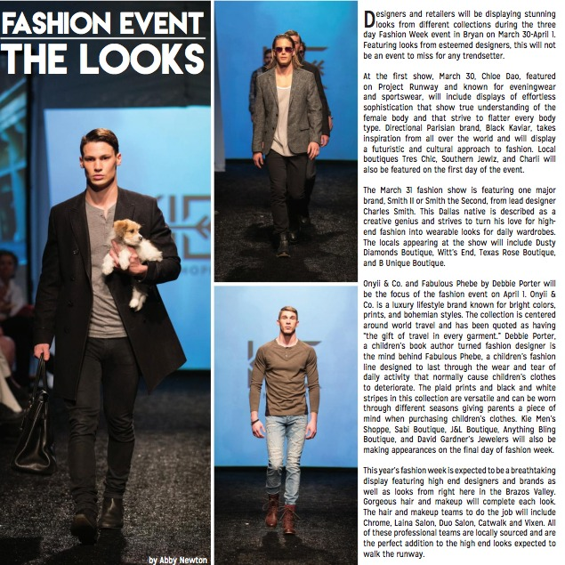 Fashion Event: The Looks
