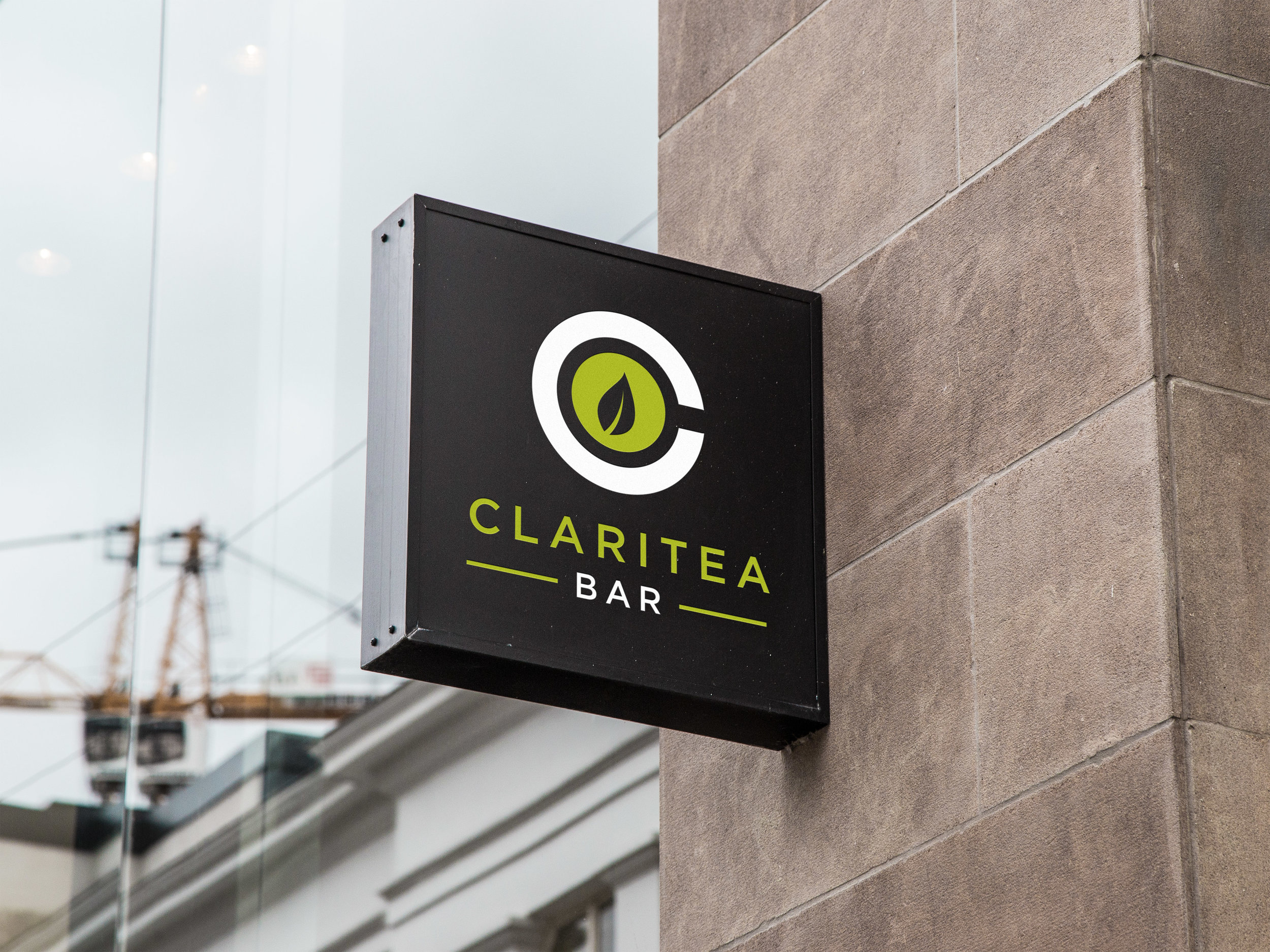 Claritea-Hanging Wall Sign .jpg