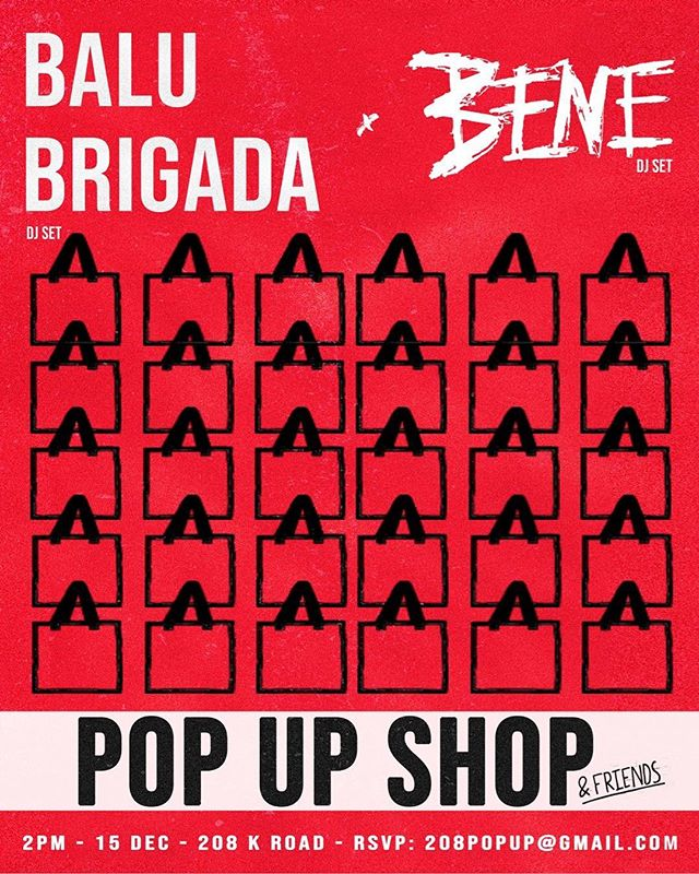 Get ya shoppin' bags ready for the freshest batch of summer merch ☀️👕🧦 hosting a pop-up shop with the absolute killer @benemusicc on Saturday 15th + we'll be DJing just for you 🐊💽