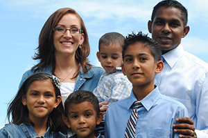 Fiji: The Kumar Family