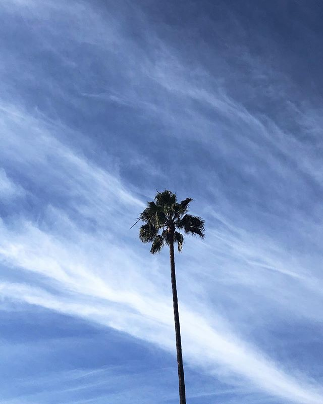 Painting in the sky #LA