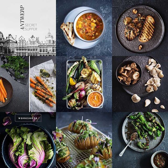 #2018bestnine Can you believe it's been a year since we decided to say Yes to Vegetables. If we've been lucky enough to host you at one of our Secret Suppers than you know where our passion lies. In the New Year Monsieur Oui will be heavily focused on more high elevated Plant Based cuisine. We love this journey. #sayyestovegetables