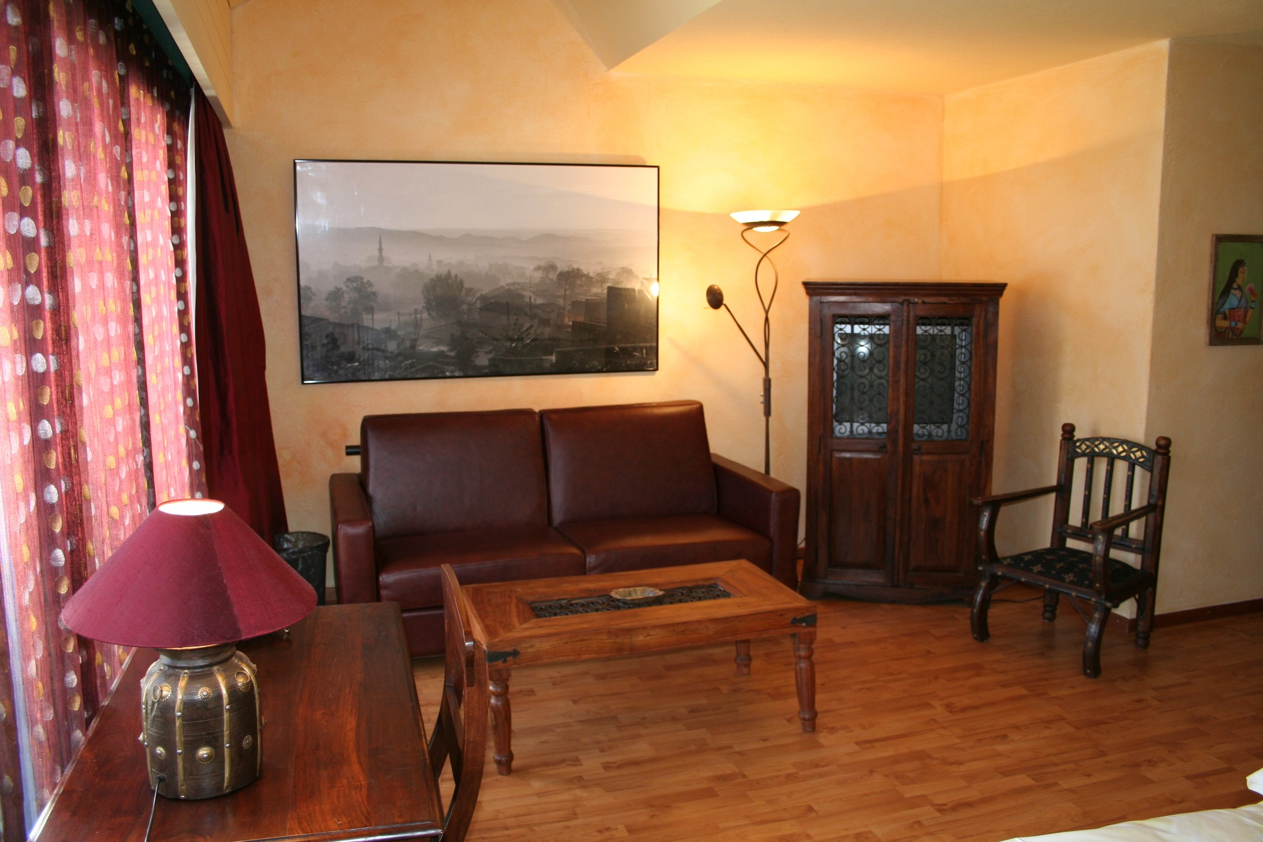 Chambre Hôtel Bouveret