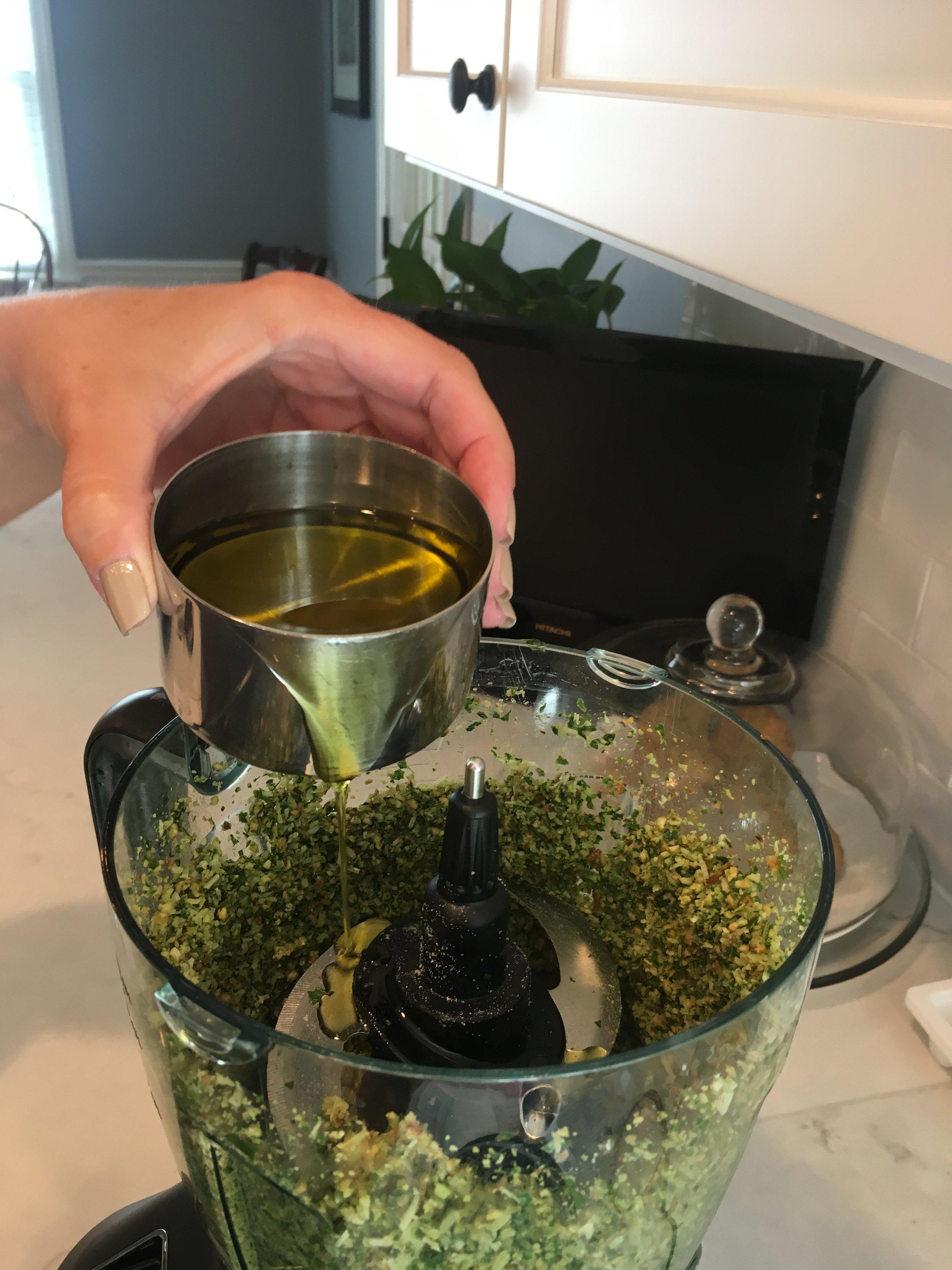 9 Add Olive Oil.JPG