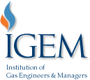 IGEM (Institution of Gas Engineers & Managers)   IGEM is a chartered professional body, licensed by the Engineering Council, serving a wide range of professionals in the UK and the international gas industry through Membership, events and a comprehensive set of Technical Standards.