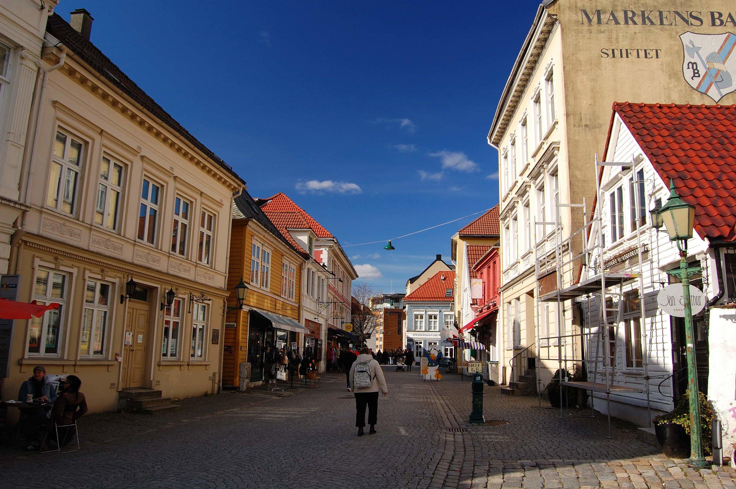 Marken i Bergen.    FOTO:    Petr Šmerkl, Wikipedia