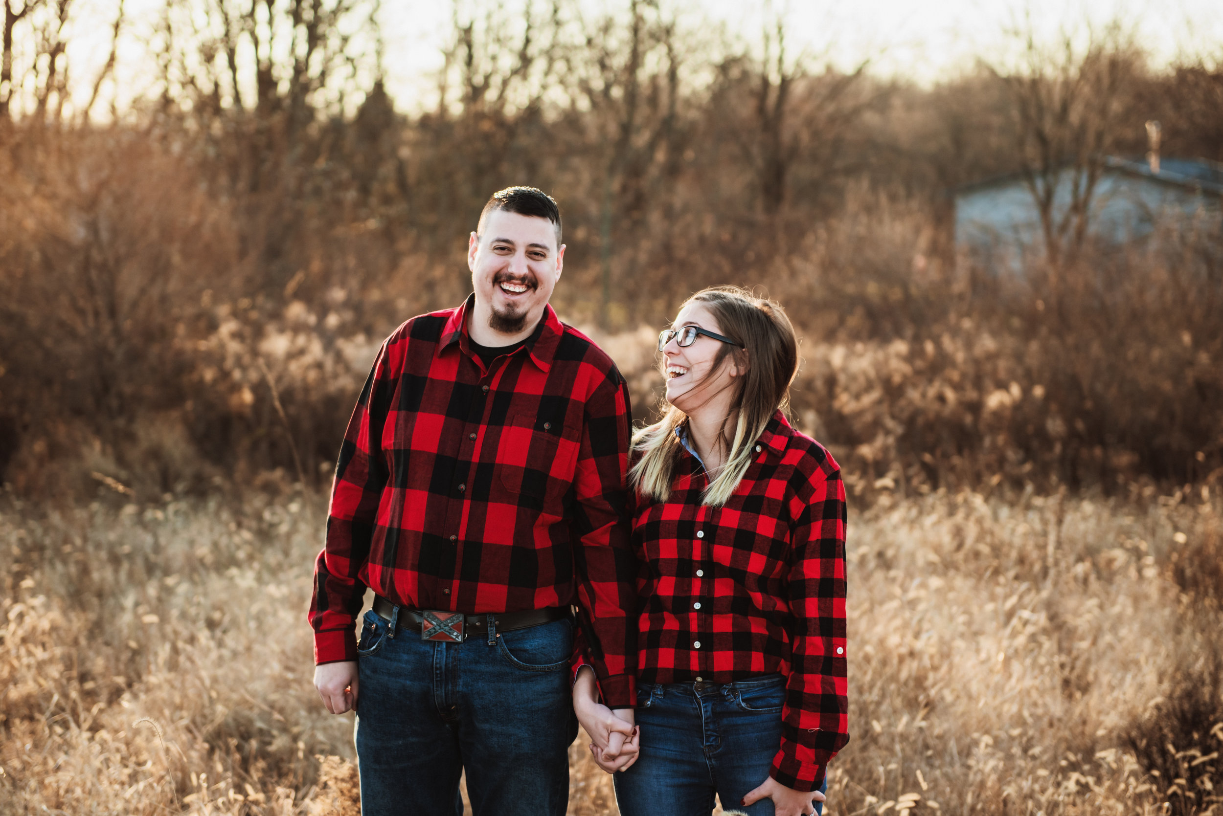 KayAnn & Drayce - We loved working will Jess. She made us laugh and giggle we truly had a very great time she captured our love in so many different ways for our engagement photos! she has a great personality and a very creative mind I would definitely recommend her to anyone! I can't wait for her to capture our big day with family n friends❤️