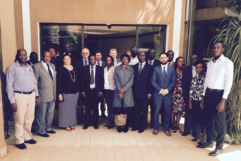 Directors of Probation from across Africa met with UNAFRI (the UN African Institute for the Prevention of Crime and Treatment of Offenders) & CEP (Confederation of European Probation) to discuss what contributes to successful alternatives to imprisonment.