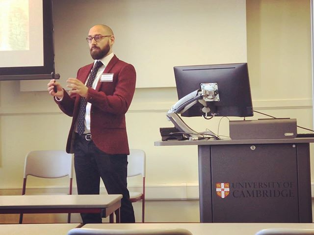 🤓 Presented my paper on a #decolonial examination of the utility of normative human rights discourse to criminal justice contexts in Brazil 🇧🇷 at the VIII Oxbridge conference on Brazilian Studies
