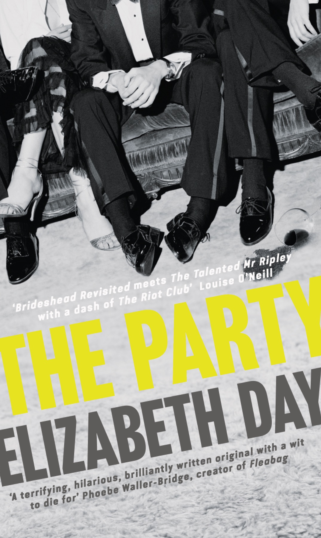 The Bestselling Novel The Party - Available in Paperback from 5th April 2019