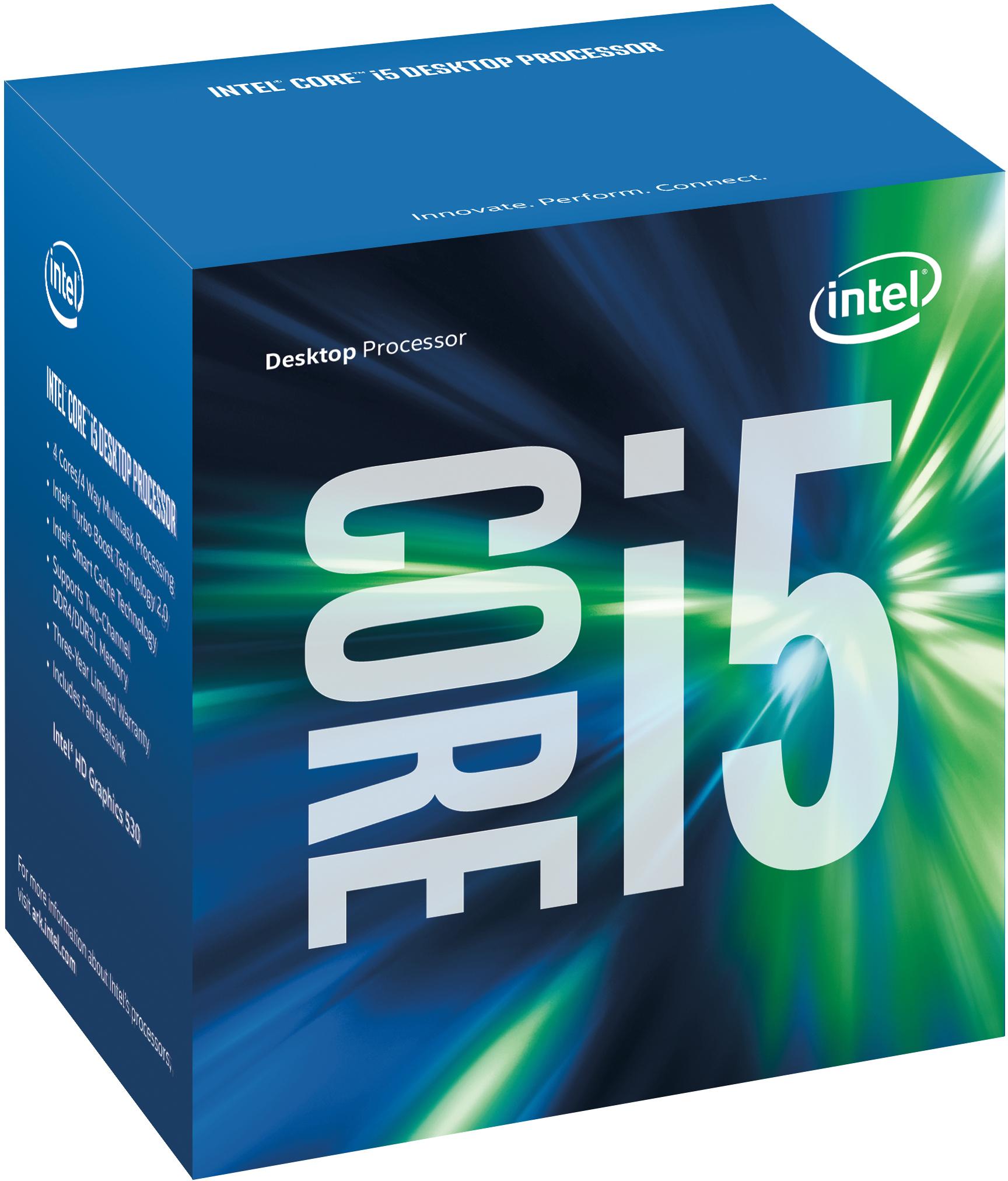 Intel Core i5-6500 @ 3.20 GHz