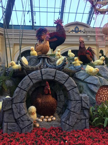 Bellagio Chicken