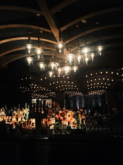 Bar area at  Geraldine's