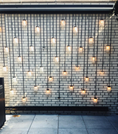 These LIGHTS!at  LondonHouse Chicago
