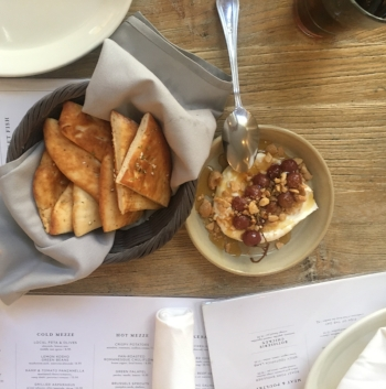 House-Made Labneh