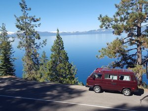 Lake TAHOE BASIN - Most of our renters spend the majority of their time just exploring the Tahoe basin. There's endless camping, hiking and biking in this area. Click here for our extensive list of all things Tahoe.